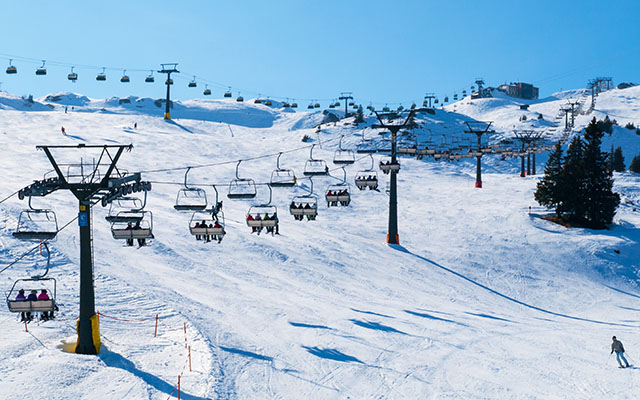 Ski Resorts / Lift Tickets